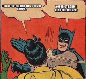Batman-slaps-Robin-over-Creatine